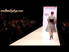 fashiontime designers maxim sokolov на Mercedes Benz Fashion Week Russia...