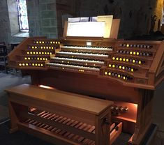 console 4 claviers