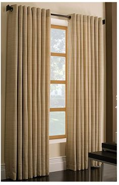 Dormund Designer Curtain(Ivory)