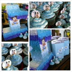 Creative Mickey Mouse 1st Birthday Party Ideas Free Party