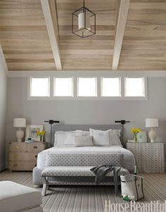 *Master Bedroom benjamin moore gray owl is the best gray paint colour with blue green undertones. Shown in Master bedroom. Benjamin Moore Grey Owl, Calming Paint Colors, Bedroom Paint Colors, Paint Colours, Relaxing Colors, Spa Colors, Relaxing Room, Wall Colours, Home Bedroom