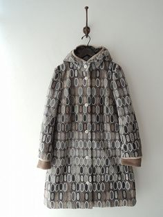 Tarte coat / buy Actual / Mina perhonen home delivery shopping specialized store drop [fall] Cute Fashion, Unique Fashion, Girl Fashion, Fashion Design, Womens Fashion, Traditional Japanese Kimono, Shabby Look, Moda Boho, Love Clothing