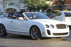 Musician Drake owns a Bentley Continental GTC.