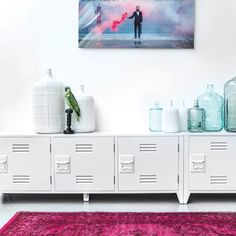 HK Living TV furniture wood white Source by sharonpater Vintage Lockers, Wood Tv Cabinet, Decor, Oriental, Pink Rug, Vintage Cabinets, Tv Furniture, Interior, Oriental Persian Rugs