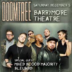 #HeartlandMusicSeries and @trueendeavors welcome @doomtree to @thebarrymore Dec 5!