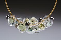 Melissa Schmidt Contemporary Glass Jewelry