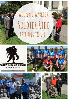 Wounded Warrior and U-Haul team up for Soldier Ride | Support our Troops