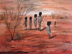 eastern goldfields (WA) Elizabeth Durack