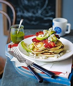 This proper American pancake recipe creates the lightest, fluffiest pancakes. Serve a stack for a decadent brunch or whip up a batch for Shrove Tuesday.