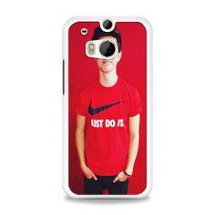 Nash Grier Case HTC One M8 Case | yukitacase.com