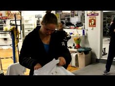 Ronda Rousey receives a gift from the creators of UFC Primetime | Be part of the #ArmbarNation - visit RondaRousey.net