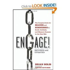 Excellent book by my friend Brian Solis.