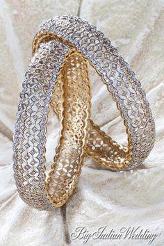 Preeti Agarwal diamond bangles