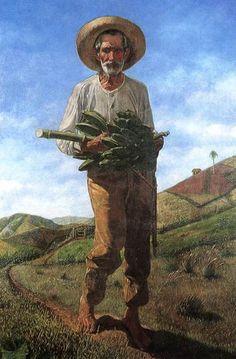 """Ramon Frade """"El pan nuestro de cada dia"""" (Our daily bread)"""