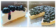 Vivi in cucina: Cherry blueberry cheesecake (Nigella Lawson)