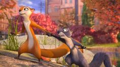 MOVIE REVIEW: 'Nut Job' is a little nutty. READ MORE: http://www.uticaod.com/article/20140117/NEWS/140119425/1011/ENTERTAINMENTLIFE