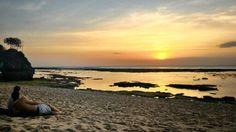 Bali , bingin beach