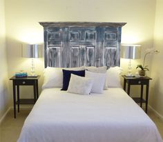 silver modern bedrooms - Google Search
