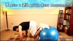 Leg Ball Exercises (Yr 2 Epi 31)