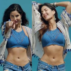 Belly Button (Navel) is the sexiest part of the ladies body and many Bollywood actresses loves to flaunt their navel, wearing sheer saris or hot pants. Bollywood divas have, over and over, guaranteed that we are in no position to take our eyes off. Katrina Kaif Body, Katrina Kaif Navel, Katrina Kaif Photo, Bollywood Celebrities, Bollywood Actress, Actress Navel, Indian Bollywood, India Beauty, Indian Girls