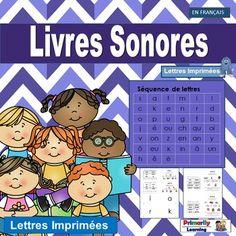French: Livres Sonores complements Le manuel phonique by J