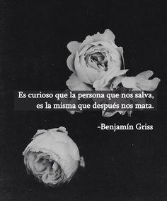 Benjamín Griss.