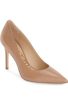 Sam Edelman Women's 'Hazel' Pointy Toe Pump, starting in size 4!  A heel to go with anything.