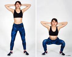 3шикарных упражнения, которые помогут вам достичь совершенства