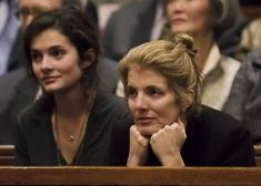 Caroline Kennedy's daughter Rose Schlossberg, 24 years old is the oldest daughter of Caroline and her hubby Ed, was born on June 25, 1988. Description from pinterest.com. I searched for this on bing.com/images
