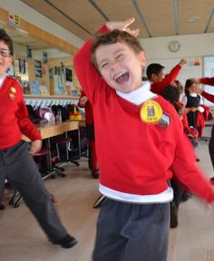 Drama lessons are so much fun sometimes :) www.stpeters.es