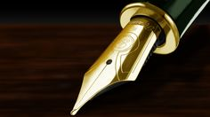Gift Idea: Fountain Pen