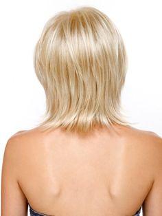 layered bob hairstyles back view medium straight casual
