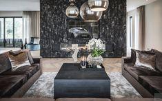 Woonkamer Inrichten Glamour : Beste afbeeldingen van luxe woonkamers bed room diy ideas