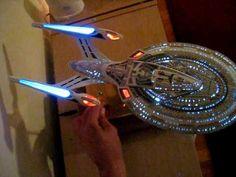 Star Trek Starship Enterprise NCC-1701-E