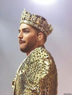 Adam Lambert with Queen Melbourne 2014