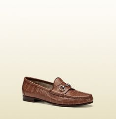 52eef83b7ca Gucci - 1953 horsebit loafer in diamante leather 309701AIZ104618 Gucci  Horsebit Loafers