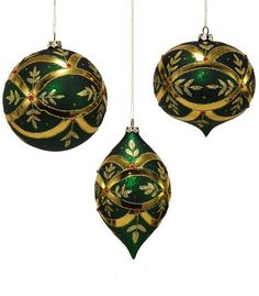 "Katherine's Collection Imperial Guardsman Christmas Set Six Assort Approx 5"" Nutcracker Emerald Glass Ornaments Free Ship"