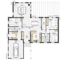 En klassisk välbalanserad husmodell, utformad i romantisk stil. Garaget har smakfullt integrerats i huskroppen och de väl avvägda vinklarna skapar både ett harmoniskt intryck och skyddade hörn utvändigt som lämpar sig perfekt för uteplatser på både fram- och baksida.