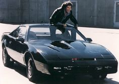 """Pippa Jameson's favourite prop is the car from """"Knight Rider"""""""