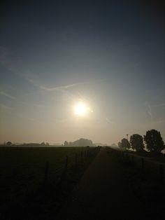Sunrise, Loswal, Dussen, Noord-Brabant, Netherlands