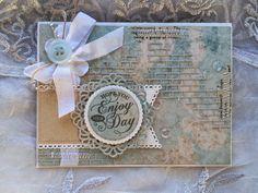 Blomsterbox: Tillykke med fødselsdagen The Paper Crafting