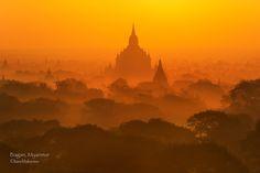 "Photo ""Morning Bagan"" by Handi Laksono on 500px"