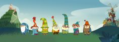 'The 7D' Report for July 7 Disney XD Premiere | Animation Magazine