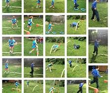 Make A Kids Obstacle Course - Bing Images