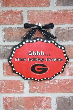 If I had kids, they would be UGA fans