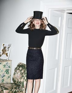 Party Pencil Skirt - love it in multiple colors