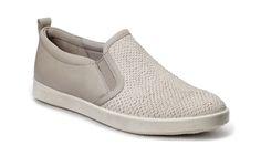 ECCO is a global leader in innovative comfort footwear for men, ladies and kids. Uk Online, Footwear, Slip On, Lady, Sneakers, Polyvore, Men, Shopping, Shoes