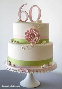 Birthday Cakes For Women 60th 60