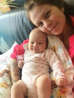 My daughter Maria with my granddaughter Liv ❤️