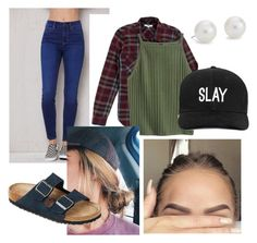 """""""WANT"""" by bandgeek0102 on Polyvore featuring PacSun, Vans, Boohoo, Birkenstock and Blue Nile"""